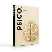 Caixa Livro Decorativa Book Box Psico 36x26,5cm Goods BR