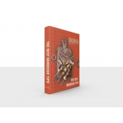 Caixa Livro Decorativa Book Box The Best Barbecue 26x20cm Goods BR