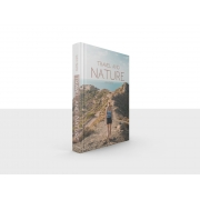 Caixa Livro Decorativa Book Box Travel and Nature 30x23,5cm Goods BR