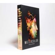 Caixa Livro Decorativa Book Box Watercolor 36x26,5cm Goods BR