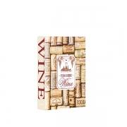 Caixa Livro Decorativa Book Box Wine 26,5x20cm Goods BR