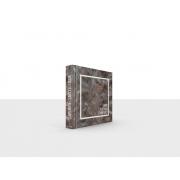 Caixa Livro Decorativa Book Box Wood Textures 31x30cm Goods BR