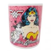Caneca de Porcela New DC Wonder Woman 300ml BTC