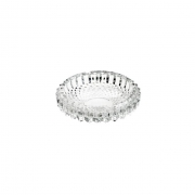 Cinzeiro de Vidro Diamante 12cm 7341 Lyor