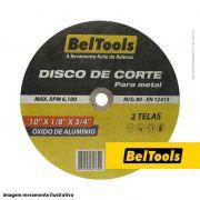 DISCO CORTE FERRO 4.1/2X1/8X7/8 BELTOOLS