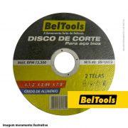 DISCO CORTE INOX 7x1/16 x7/8 BELTOOLS