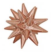 Escultura Decorativa Ouriço Cerâmica Rose Gold 11,5cm 08720 Mart