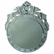 Espelho Veneziano Decorativo Luxo 41X50CM XA0060
