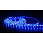 Fita De Led 12V Azul IP65 LED3528 Rolo 5 Metros