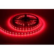 Fita De Led 12V Vermelha IP20 LED3528 Rolo 5 Metros