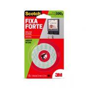 FITA DUPLA FACE FIXAFORTE ESPUMA 12MMX1,5 3M