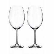 Kit 02 Taças de Vinho Para Degustação Cristal Sommelier 580ml 5169 Lyor