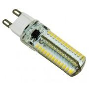 Kit 10x Lampada Halopin G9 Led 5w 6000k 220v Silica Gel Inove