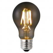 Lampada A60 Fume Filamento LED 4W 2400K E27 Bivolt