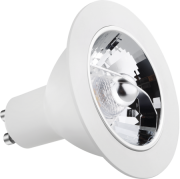 Lâmpada AR70 LED 8w 2700k Refletora Bivolt Save Energy