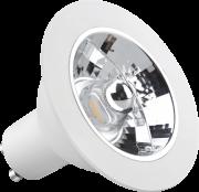 Lâmpada AR70 Super Led 8W 2700K Dimerizavel 220V Refletora Save Energy