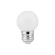 Lâmpada Bolinha Decorativa G45 E27 LED 3W 6000K 127V