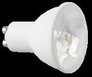 Lâmpada Dicroica Super Led 6W 2700K Alto IRC Bivolt GU10 Save Energy