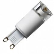 LAMPADA G9 SUPER LED 3,5W 3000K 127V EMBU LED