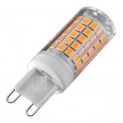 Lâmpada Halopin G9 LED 7W 2400K Luz Amarela 220V