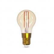 Lâmpada Inteligente Filamento Bulbo E27 5W Dimerizável Smart 1800K a 2400K