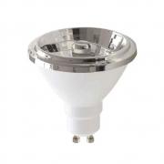 Lâmpada LED AR70 4,8W 2700K GU10 Bivolt Bella LP218C