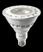 Lâmpada PAR38 E27 IP65 LED 15W 3000k Bivolt
