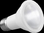 Lâmpada Par 20 7w 2700k IP54 Uso Externo Bivolt Save Energy