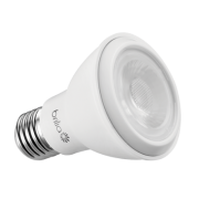 LAMPADA PAR 20 LED 7W 2700K BIVOLT BRILIA