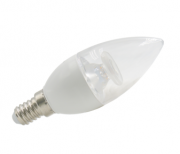 Lâmpada Vela Led E14 Dimerizável 4,8W 2700K Bivolt Save Energy