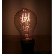 LAMPADA VINTAGE - FILAMENTO DE CARBONO - A60 40W 220V E27 ALTALUCE