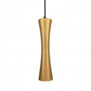 Pendente Montreal Dourado 1E27 30cm 11041