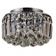 Plafon Kri Cristal Transparente HU1102 4G9 25X20,5CM Bella