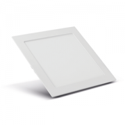 Plafon Led 25W 4000K Luz Neutra Embutir Quadrado 30CM Save Energy