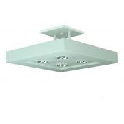 Plafon Lux Branco Luz Indireta/Direta 50cm Real