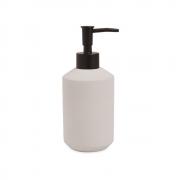 Porta Sabonete Liquido Cinza em Cimento 13657 Mart