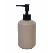 Porta Sabonete Liquido Nude em Cimento 13656 Mart