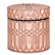 Pote Rose Gold em Vidro Cobre 09663 Mart