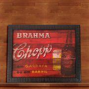Quadro Decorativo Com Brahma Chopp 30X40CM QD22