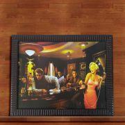 Quadro Decorativo Com Moldura Marilyn Monroe 30X40CM QD25