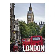 Quadro Decorativo London Day Light 50x70cm Btc
