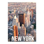 Quadro Decorativo New York Day Light 50x70cm Btc