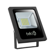 REFLETOR LED 30W 6500K IP65 BIVOLT SLIM BRILIA