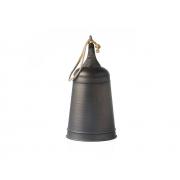 Sino Decorativo de Metal com Detalhe em Barbante 29,5cm LC0364 BTC