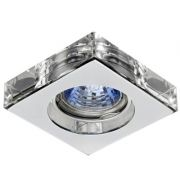 Spot Embutir Mini Dicroica MR11 Cristal YD755A Bella