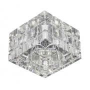 Spot Embutir Quadrado de Cristal 1G9 Blumenau