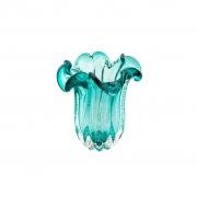 Vaso Decorativo de Vidro Italy Tiffany 21cm 4265 Lyor
