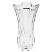 Vaso Decorativo de Vidro Tulipa 24cm 6877 Lyor