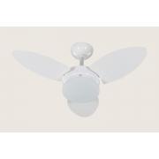 Ventilador de Teto Ventura Branco Pás Branco 127V