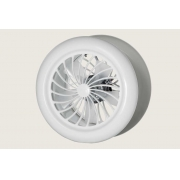 Ventilador/Exaustor Axial Industrial Branco 250mm Bivolt